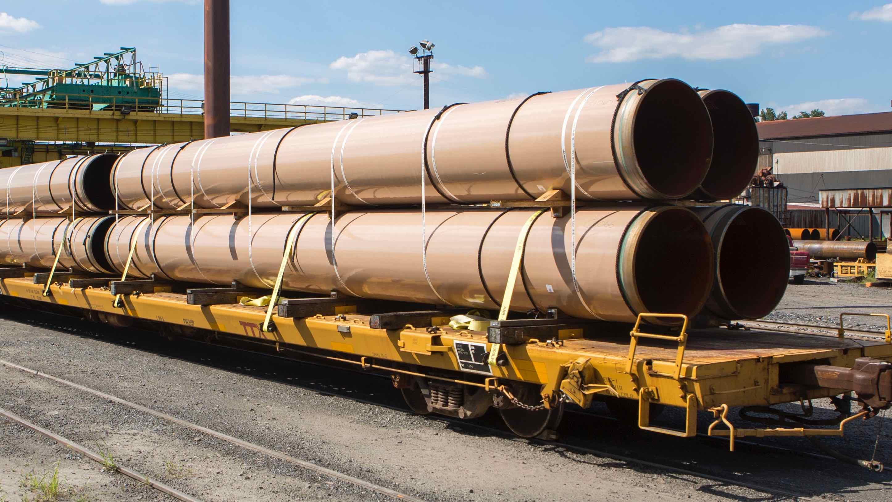 Atlantic Coast Pipeline Natural Gas Compressor Stations