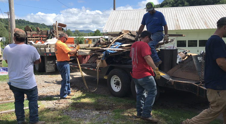ACP-Team-Assists-with-Flood-Relief-in-Rural-WV-